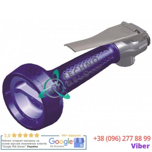Пистолет-распылитель T&S голуб. при 3 барах 12.4л/мин для душирующего устройства