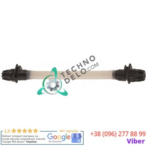 Шланг дозатора для ополаскивающего средства (Sekobril, ø6x10мм/ø4x6мм L-113мм)