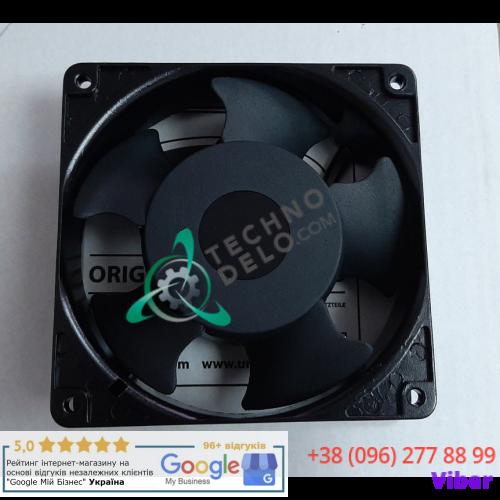 Вентилятор осевой (кулер) KVN1175A для печи Unox серии XEFT