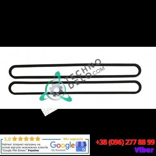 Уплотнитель в комплекте (низ/верх) вакуумного упаковщика Orved VM14/90 (арт. 1602544)