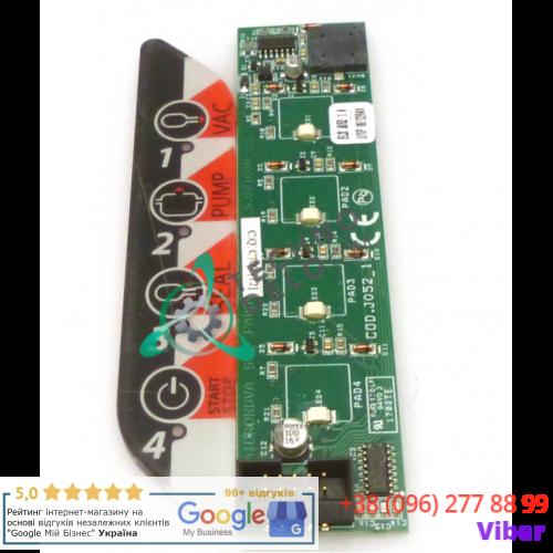 Плата сенсорная вакуумного упаковщика Orved EVOX 30 (арт. 1603817)