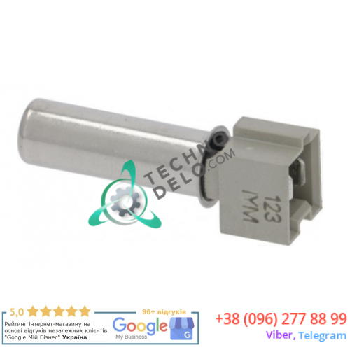 Датчик температурный NTC (ø10мм, длина 48мм) 193862 проф. стиральной машины Girbau EH020, EH040 и др.