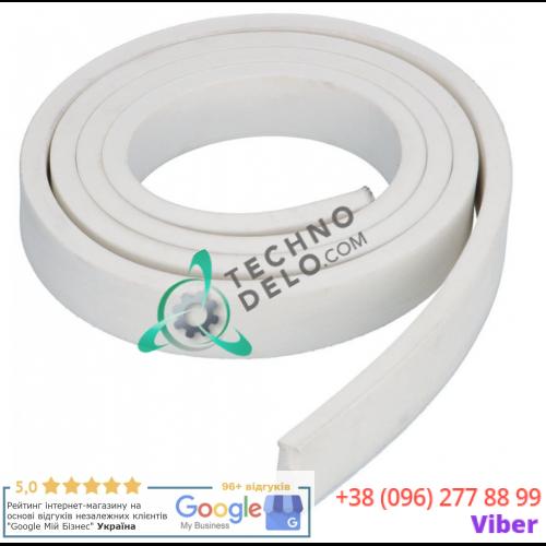 Уплотнитель силиконовый (лента 2000x25x8мм) 20910080 вакуумного упаковщика La Minerva PACK 100 и др.