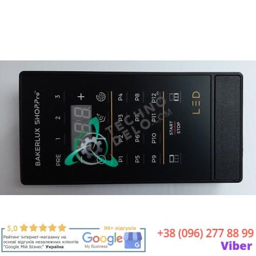 Панель управления PE2107A LED конвекционной печи Unox BakerLux серии Shop.PRO