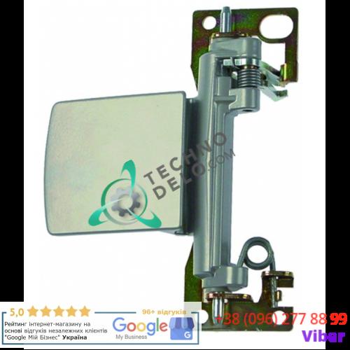 Ручка двери проф. стиральной машины Zanussi W355HE, W355H, WE55QSR EL (арт. 0W1349, 0W2534)
