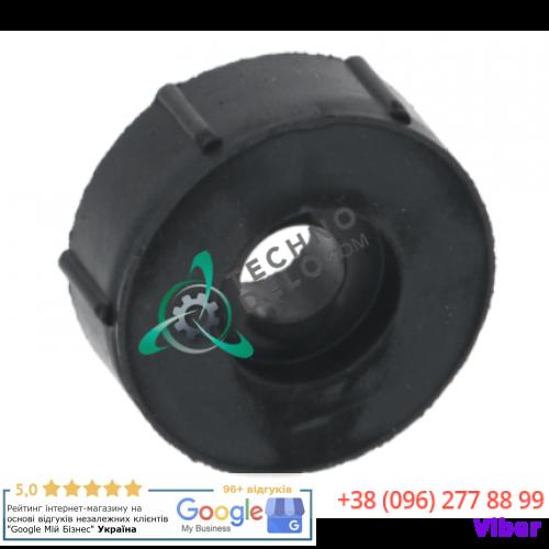 Кольцо резиновое амортизатора проф. стиральной машины Grandimpianti, Primus и др. (арт. 4PR611007025)