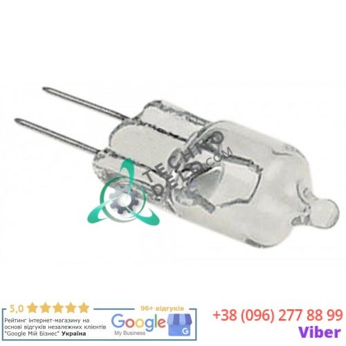 Галогеновая лампа G4 (10Вт/12B/300°C) для пароконвектомата Rational арт. 3024.0201 (10 шт)