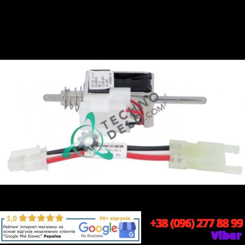 Электромагнит 712820 (катушка 24V 50Hz) C000184P проф. стиральной машины Grandimpianti, IPSO и др.