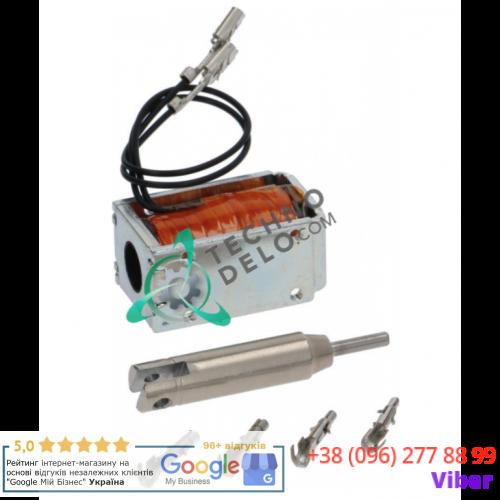 Электромагнит (205V) F02117001814 проф. стиральной машины Grandimpianti, Polimatic, Primus и др.