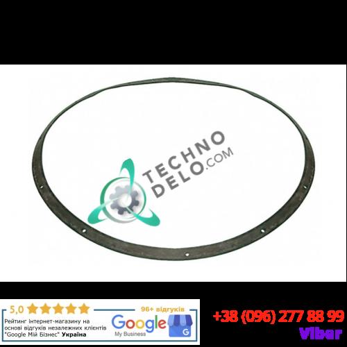 Кольцо уплотнительное для барабана проф. стиральной машины Imesa LM11, LM6, RC6 (арт. 4000106X, ø 650мм)