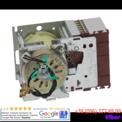 Таймер-программатор PR1840 (7 камер 220В 50Гц) PRI343000057 стиральной машины Ipso, Primus, Whirlpool и др.