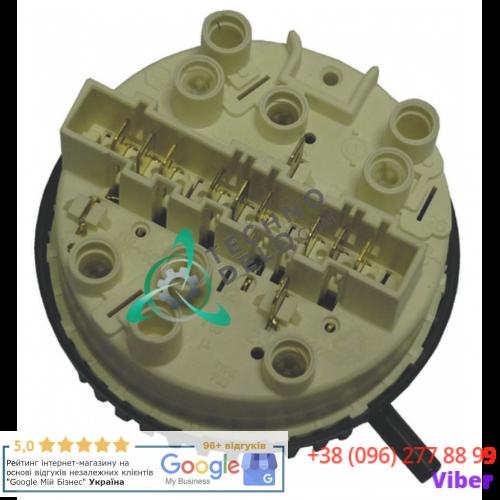 Прессостат (3 диапазона, 230В 16A) 390001757300, BLO001757300 для оборудования Whirlpool, Grandimpianti, Primus