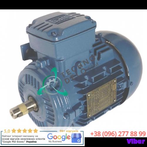 Мотор WEG AL80-04 (0.75кВт 230/400V) PRI320000012 проф. стиральной машины Primus FS10, FS6, FS7, RS13