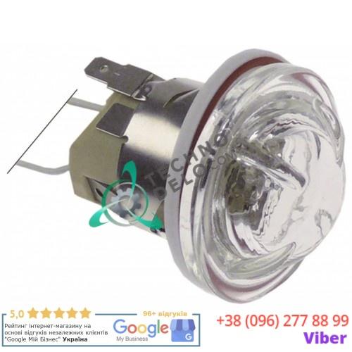 Лампа печи Piron (G9 монтаж ø 35,5мм/40Вт/230В) термостойкий комплект с лампочкой арт. LAM30003