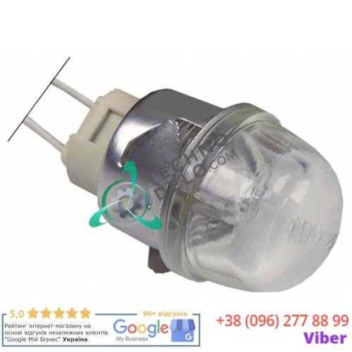 Лампа печи +500°C (монтаж 35,5мм/G9/230В/25Вт) комплект термостойкий с лампочкой