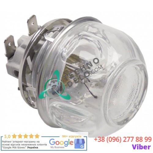 Патрон E14 с лампой, 10340, 01200050 печи Foinox, Horeca Select, Tecnoeka, Apach и др.