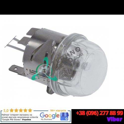 Лампа печи 350°C G4 (монтаж ø 35,5мм/20Вт/12В) термостойкий комплект с лампочкой арт. 3019720