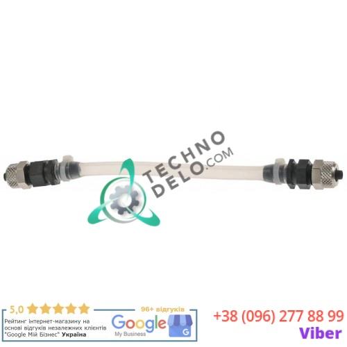 Шланг перистальтический силиконовый ø2x6мм для дозатора Bores PROTHO/MYBO