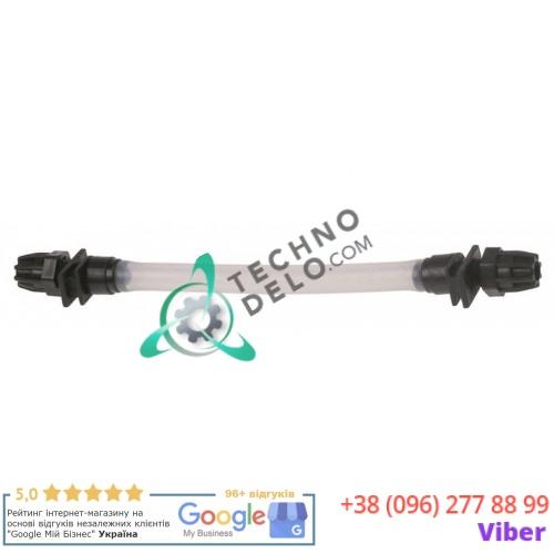 Шланг силиконовый Microdos ø5/ø10мм для ополаскивающего средства