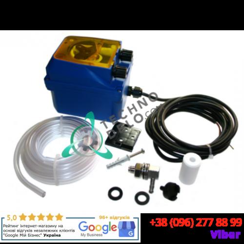 Дозатор-насос SEKO PER3 (0-3л/ч 230VAC шланг ø4x6мм) моющее средство