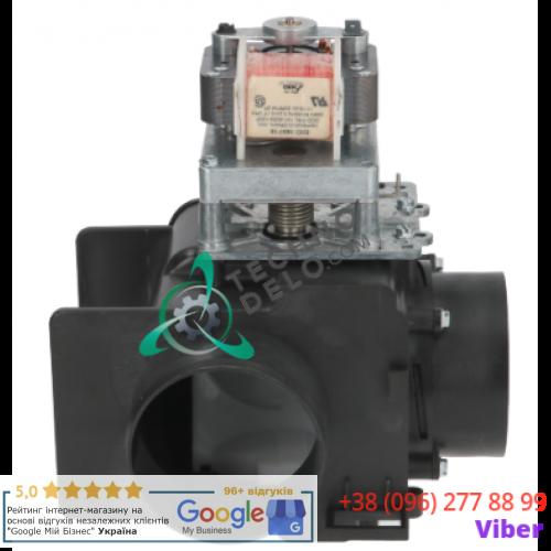 Клапан сливной Depend-O-Drain MDB-O-3RA (ø75мм 230В 24А) для Girbau, Grandimpianti, IPSO и др.