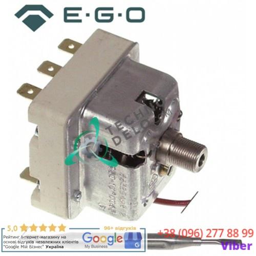 Термостат защитный EGO 55.32549.812 (выкл. при 230°C, 3NC) 33070800 для Bertos, Emmepi и др.