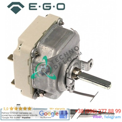 Термостат EGO 55.34039.030 (диапазон 100-180°C 3 полюса) для Imperial-Germany, Mareno, MKN