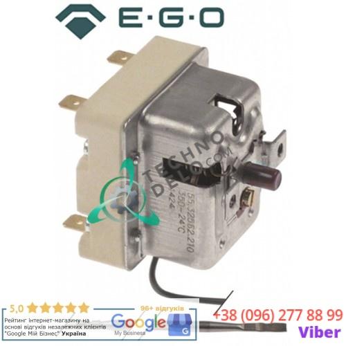 Термостат защитный 350°C 2-pole 20A KTR1140A TR007 TR008 для Unox XF, XFT, XV