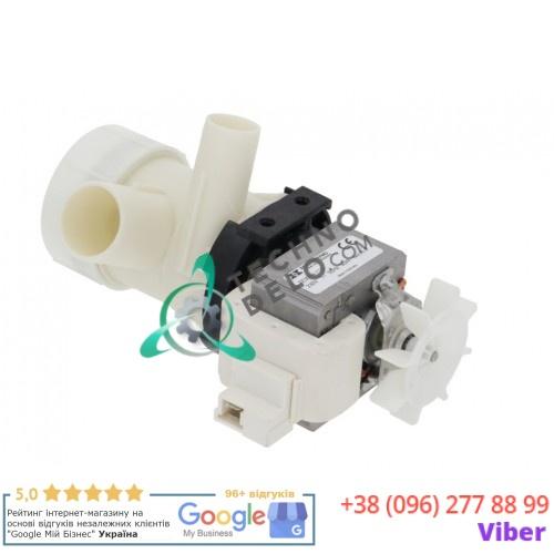 Насос сливной Hanning FE30B4-073 (230В/90Вт) для проф. стиральных машин Girbau, Primus и др.