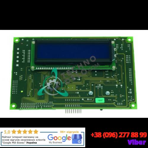 Плата электронная GICAR 8.8.32.63 проф. стиральной машины Whirlpool, Imesa (арт. 2952LOGIM6BL, 170x110мм)