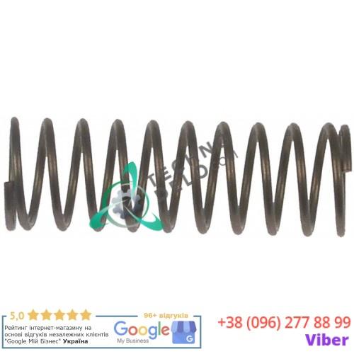 Пружина (ø9,1мм L-28мм) 047489 для оси микровыключателя проф. оборудования Zanussi и др.