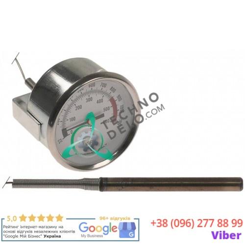 Термометр Arthermo +600 °C для пицца-печей, мангалов, дровяных печей и др.