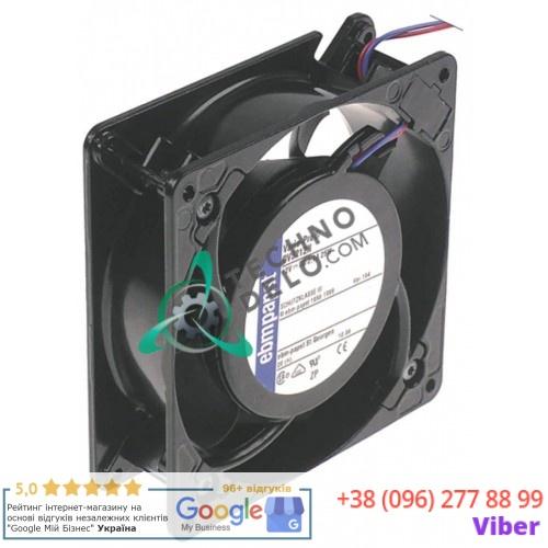 Вентилятор охлаждения Ebm-papst DV5212N для пароконвектомата Rational (арт. 40.00.474)