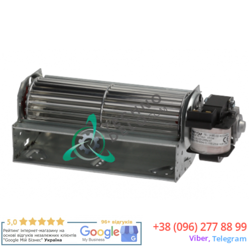 Вентилятор Coprel TFL180/20-1AFNHT 25Вт для Coreco, Tecnoeka, Garbin и др.