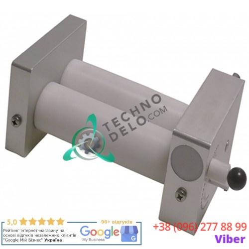 Валки в комплекте верхние длина 165 мм DL030100 для тестораскатки Mecnosud
