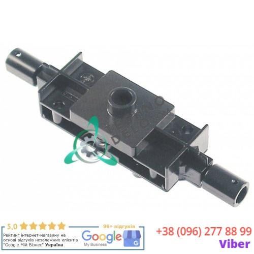 Механизм закрывания двери (40x170x40мм ось ø8x8мм) 3747 для печи Bertos, Zanussi, Foinox, Inoxtrend и др.