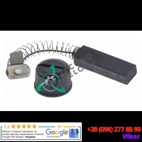 Щетки в комплекте (28x9мм) 0529 для миксера Dynamic SMX/450, SMX/500, SMX/502, SMX/600, SMX/600E, SMX/800E