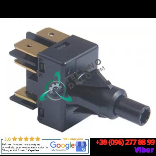 Выключатель START/STOP 4591 W2 стиральной машины ASKO, Primus, Whirlpool (арт. 8061875)