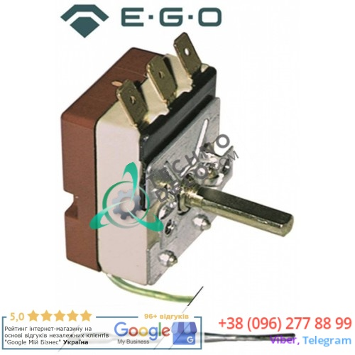 Терморегулятор EGO 55.13043.010 504024.16 для MIWE, Küppersbusch и др.