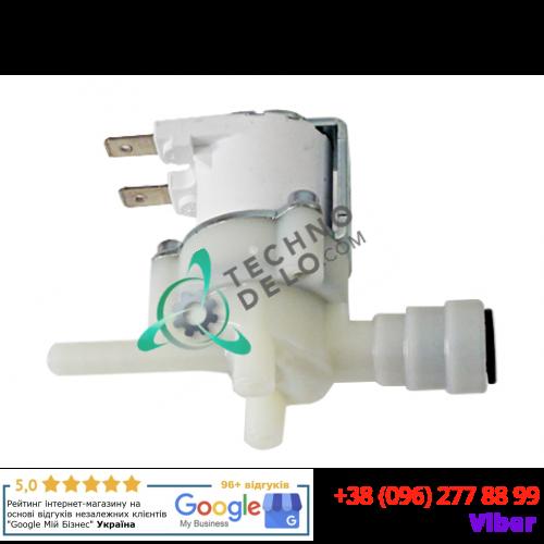 Клапан-соленоид для мойки Unox XEBC, XEVC / арт. KEL1436A, KEL1424A (JG D8-D6)